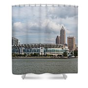 Home Of The Browns Shower Curtain