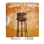 Home Of The Pilot Point Bearcats Shower Curtain