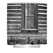 Home On The Range Shower Curtain by Edward Fielding