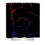 Home Sports 2 Shower Curtain