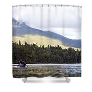 Homecoming Shower Curtain