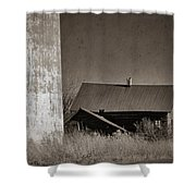 Homestead On The Hill Shower Curtain