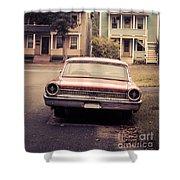 Hometown Usa Shower Curtain