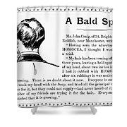 Homocea Hair Restorative Shower Curtain