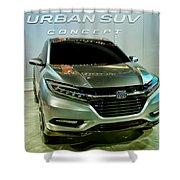 Honda Urban Suv Concept  2 Shower Curtain