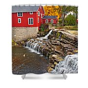Honeoye Falls 1 Shower Curtain
