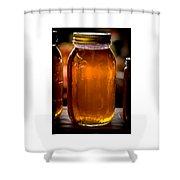Honey Jar Shower Curtain