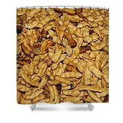 Honey Mosquite Beans For Coffee Additive Shower Curtain