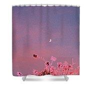 Honeymoon By Jrr Shower Curtain