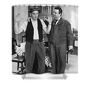 Honeymooners Shower Curtain