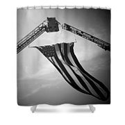 Honoring Those That Have Gone Before Shower Curtain