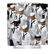 Honors Shower Curtain