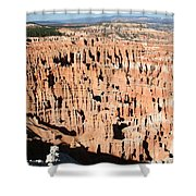 Hoodoos Of Bryce Canyon  Shower Curtain