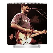 Hootie And The Blowfish Shower Curtain