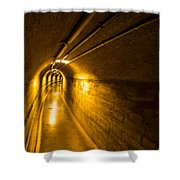 Hoover Dam Tunnel 2 Shower Curtain