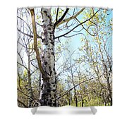 Hope And Growth Shower Curtain