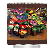 Hope For Spring Shower Curtain