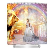 Hope Of Glory Shower Curtain