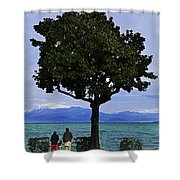 Hopes Wishes And Dreams Shower Curtain