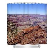 Hopi Point 1 Shower Curtain
