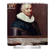 Horace Vere (1565-1635) Shower Curtain
