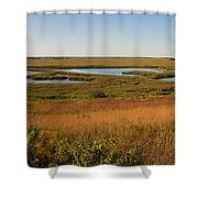Horicon Marsh Shower Curtain