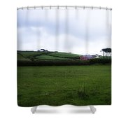 Horizon Dingle Ireland Shower Curtain