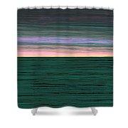 Horizon   Number 1 Shower Curtain