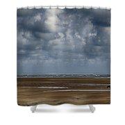Horse Paradise Shower Curtain