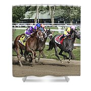 Horses Can Fly Shower Curtain