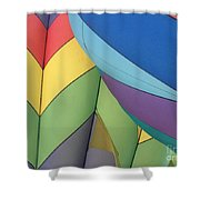 Hot Air Balloons 3 Shower Curtain