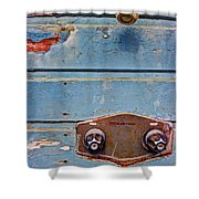 Hot And Cold Shower Curtain by Heidi Smith