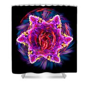 Hot Attraction Shower Curtain