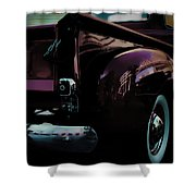 Hot August Nights Shower Curtain