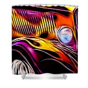 Hot Ford 1 Shower Curtain