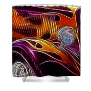 Hot Ford 2 Shower Curtain
