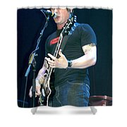 Hot Rod Circuit Shower Curtain