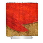 Hot Spot Shower Curtain