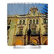 Hotel Alfonso Xiii - Seville Shower Curtain