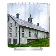 Hotel Bovine 2646c Shower Curtain