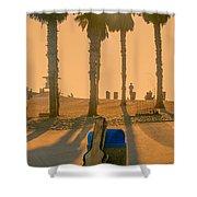Hotel California Shower Curtain