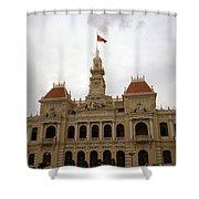 Hotel De Ville Saigon Shower Curtain