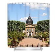 Hotel Dieu - Macon Shower Curtain