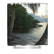 Hotel Molokai Beach Shower Curtain