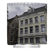 Hotel Prins Hendrick Amsterdam Shower Curtain