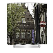 Hotel The Globe Amsterdam Shower Curtain
