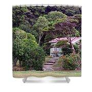 House And Garden Waitamgi Shower Curtain