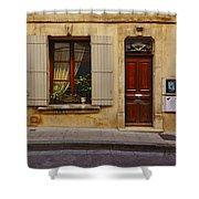 House Arles France Dsc01781  Shower Curtain