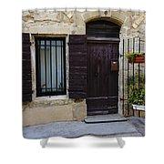House Arles France Dsc01809  Shower Curtain