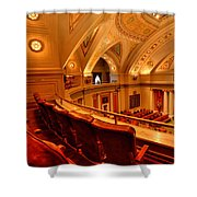 House Gallery Shower Curtain